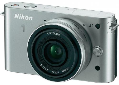 Systemkamera Nikon J1 mit 10 mm Objektiv bei Hartlauer um nur 150 € - 50% Ersparnis