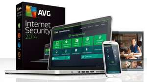AVG Internet Security für 1 Jahr & 1 User um 5,85 € - 53% sparen