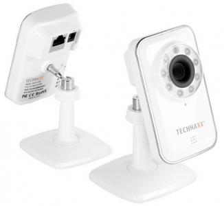 Netzwerkkamera Technaxx TX-10 Easy ab 39,90 € - bis zu 20% sparen