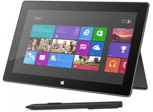Microsoft Surface Pro 2 um 599 € (i5, 4 GB RAM, 128 GB SSD) - bis zu 34% sparen