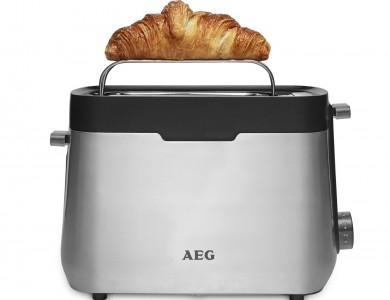 """AEG Automatik-Toaster """"AT 5300"""" um 38 € - bis zu 37% sparen"""