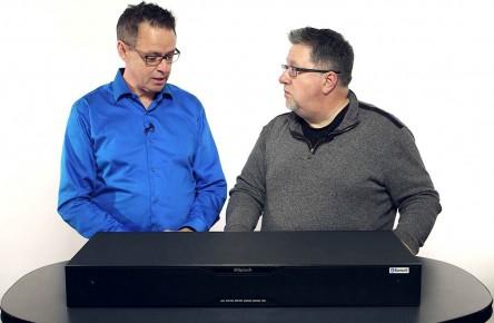 """Klipsch """"SB-120"""" TV Sound System um 399 € - bis zu 19% sparen"""