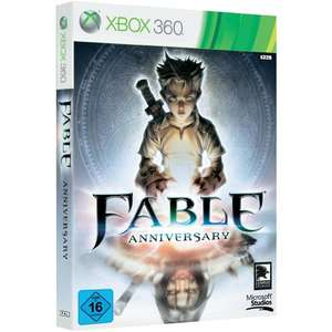 Fable Anniversary XBOX 360 um 15 € - 48% Ersparnis