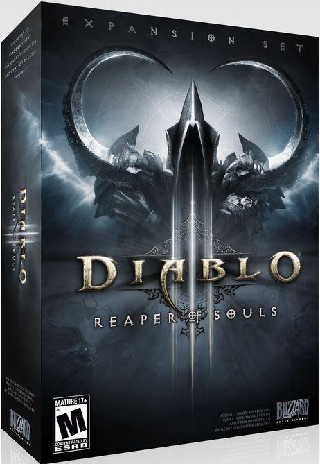 Diablo 3 - Reaper of Souls um 10 € inkl Versand - 67% sparen