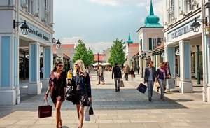 Designer Outlet Parndorf - Late Night Shopping am 21.08. mit bis zu 80% Rabatt