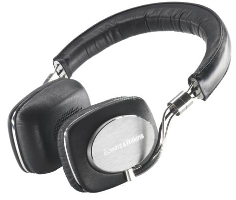 "Bowers & Wilkins Stereo-Headset ""P5 Mobile Hi-Fi Headphones"" um 204,85 € - 26% Ersparnis"