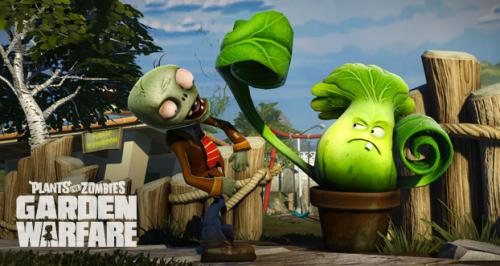 Plants vs. Zombies: Garden Warfare als Downloadcode für Origin um 17,49 € - 37% Ersparnis