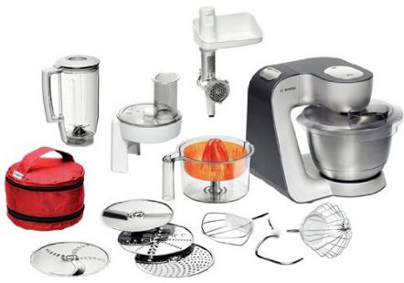 Bosch Styline MUM 56S40 – Küchenmaschine für 179,90 € - 20% Ersparnis