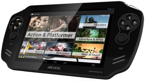 Archos GamePad 2 (16 GB) um 89,99 € bei Libro - bis zu 31% sparen