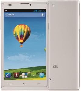 """ZTE Blade L2 (5"""", Dual-Sim, 5 MP, 1,3 GHz Quad-Core) um 80,69 € - bis zu 31% sparen"""
