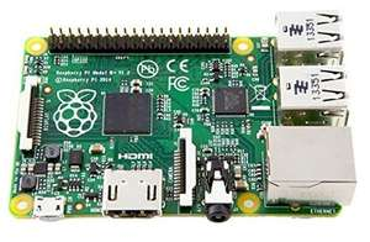 Raspberry Pi Modell B+ (512 MB RAM, HDMI, 4 x USB) um 29,90 € – 12% sparen