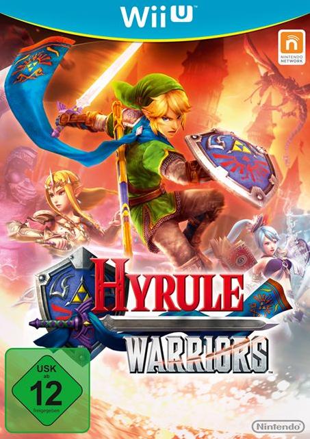 Zelda Hyrule Warriors für Nintendo WiiU um 34,39 € vorbestellen - 14% Ersparnis
