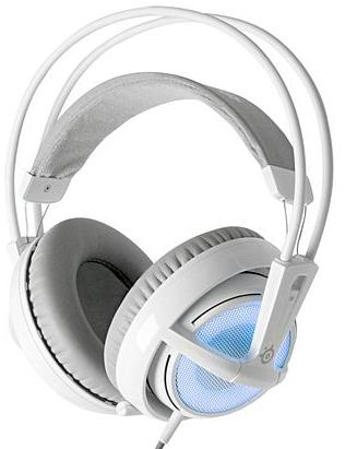 """SteelSeries Siberia V2 Headset """"Frost Blue Edition"""" um 79 € - 21% Ersparnis"""
