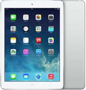 Apple iPad Air (WiFi, 16 GB) in Spacegrau für 315€