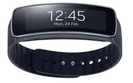Samsung Gear Fit black bei Redcoon um 99 € - 20% Ersparnis