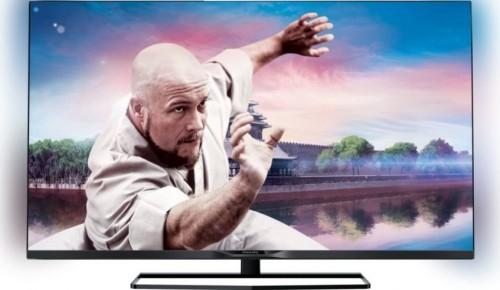 """Philips """"47PFK5209/12"""" LED-TV mit """"rahmenlosem"""" Design (47"""" FullHD, Ambilight) um 500 € - bis zu 20% sparen"""