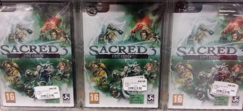 """""""Sacred 3: Frist Edition"""" (PC, PS3, XBox360) um 34,99 € - 17% sparen"""