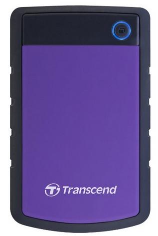 Transcend StoreJet H3P externe Festplatte 2TB ab 92,90 € – 13% Ersparnis