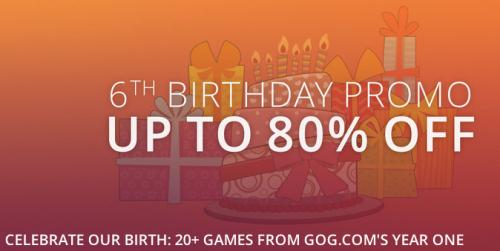 """Heute 24 Titel sind bei """"Good old Games"""" bis zu 75% runtergesetzt"""