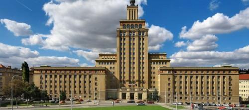 Gutschein für 2 Nächte im Hotel International Prague**** für 2 Personen um 88 € - 39% Ersparnis
