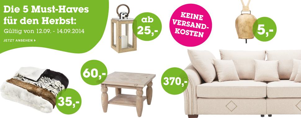 """Couch """"Megasofa Juhu"""" um 370 € inkl Versand bei Mömax"""
