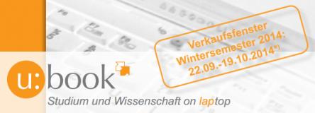 u:book-Aktion Wintersemester 2014/15: Alle Studenten-Angebote im Schnäppchen-Check