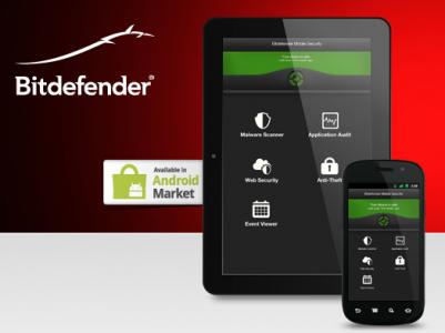 "Bitdefender ""Mobile Security"" für Android: Gratis Lizenz (6 Monate) - 5,94 € sparen"