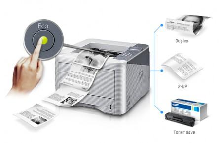 """Samsung """"ML-3750ND"""" S/W-Laserdrucker um 199,90 € inkl Versand - 32% sparen"""