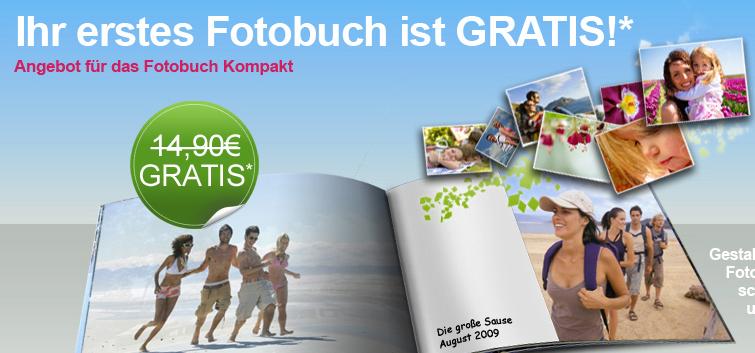Komplett kostenlose Fotobücher *UPDATE*