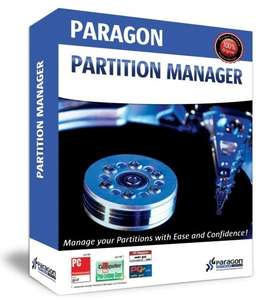 Paragon Partition Manager 9.5 Professional und 1 Jahr F-Secure Internet Security 2010 kostenlos