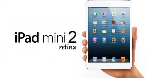 Apple iPad mini 2 (16 GB, Retina) um 250 € - bis zu 7% sparen