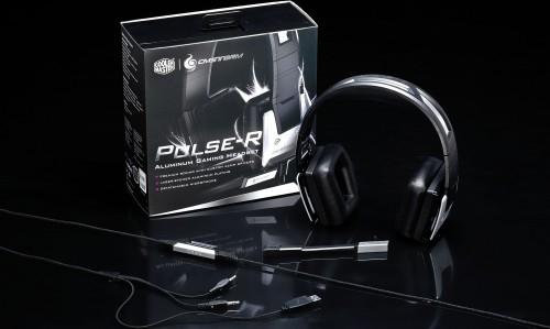 """CM Storm Headset """"Aluminium Pulse-R"""" um 39,90 € inkl Versand - bis zu 43% sparen"""