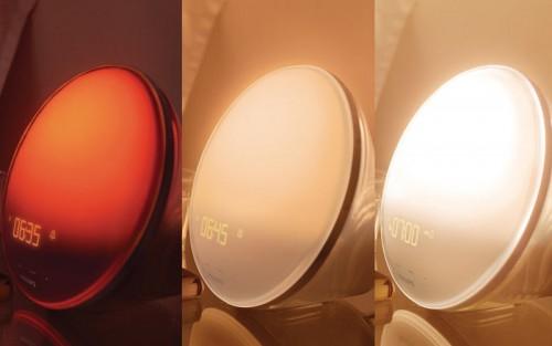 """Philips """"HF3510/01"""" Wake-up Light um 75 € *Update* jetzt für 73,90 € - 17% sparen"""