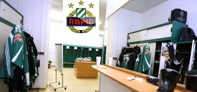 "SK Rapid Wien - Inventarverkauf im Hanappi-Stadion - ""Abrißparty"" am 4.10.2014"