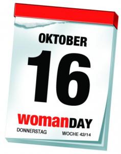 Vorankündigung: Am Donnerstag 16. Oktober ist wieder Woman Day