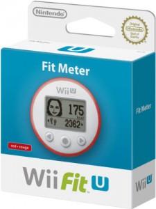 Nintendo Fit Meter (rot) um 10 € inkl Versand - 50% sparen