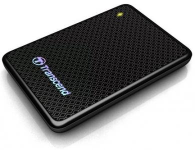 Externer SSD-Speicher Transcend ESD400 (256 GB, USB 3.0) für 119,90 € - 20% Ersparnis