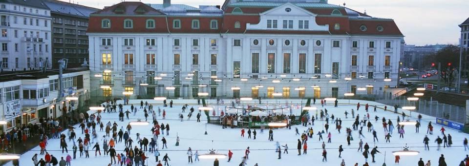 Gratis-Eislaufen im Wiener Eislaufverein - ab 20.10.2014 bis 25.10.2014 - 7 € sparen