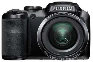 Bridge-Kamera Fujifilm FinePix S4800 (16 MP, 30 x opt. Zoom) für 119,99 € - 19% sparen