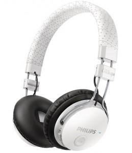 Bluetooth-Kopfhörer Philips SHB8000WT/00 mit Mikrofon um 45,49 € - bis zu 39% sparen
