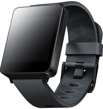 Smartwatch LG G Watch W100 für 114,99 € - 19% Ersparnis