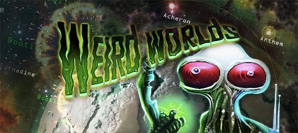 """Indie-Strategiespiel """"Weird Worlds: Return to Infinite Space"""" gratis statt für 9,99 €"""