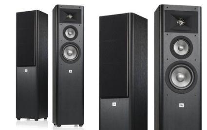 "JBL ""Studio 270"" 3-Wege Standlautsprecher mit HDI-Horn um 209,90 € inkl Versand - bis zu 25% sparen"