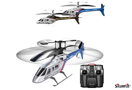 Ferngesteuerter Helikopter Silverlit Z-Bruce für 30,90 € - 30% Ersparnis
