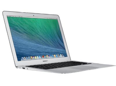 """Apple MacBook Air (Mid 2014, 13.3"""", 4 GB Ram, 128 GB) um 799 € - 7% sparen"""