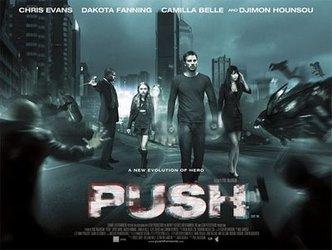 2 gratis Kinotickets für 'Push' auf dem Fantasy Filmfest