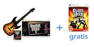 Guitar Hero 5 vorbestellen - GH: World Tour gibts gratis dazu