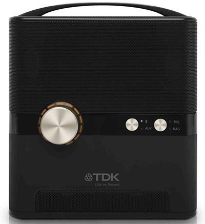 Kabelloser Bluetooth-Lautsprecher TDK A360 für 85,90 € - 40% Ersparnis