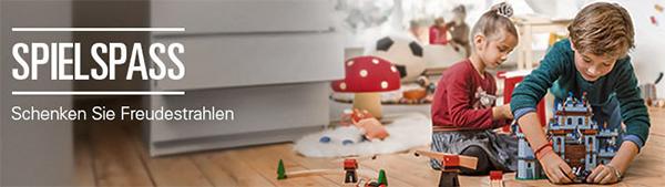 Ebay: 10% Rabatt auf Spielzeug bei Bezahlung via PayPal