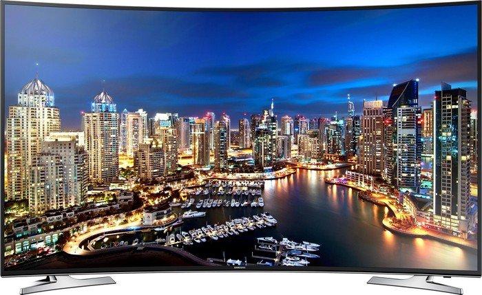 "Samsung ""UE65HU7100"" Curved-LED-TV (65"" UHD, 800 Hz) um 1999 € minus 200 € Cashback - bis zu 18% sparen"